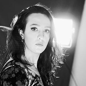 Portrait von Lubna Abou Kheir © Firas Shamsan