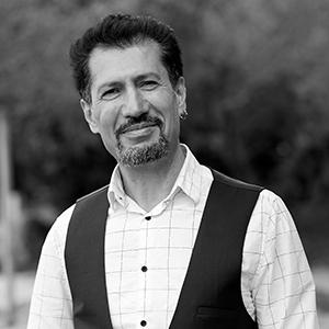 Portrait für Weiterschreiben von Ronan Ahmad © Djamila Grossman