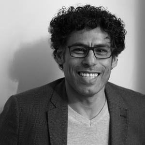 Portrait von Usama Al Schahmani © Ayse Yavas