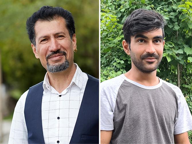 Dichtung als Heimat – Weiter Schreiben mit Ronan Ahmad und Jafar Sael     Entfällt