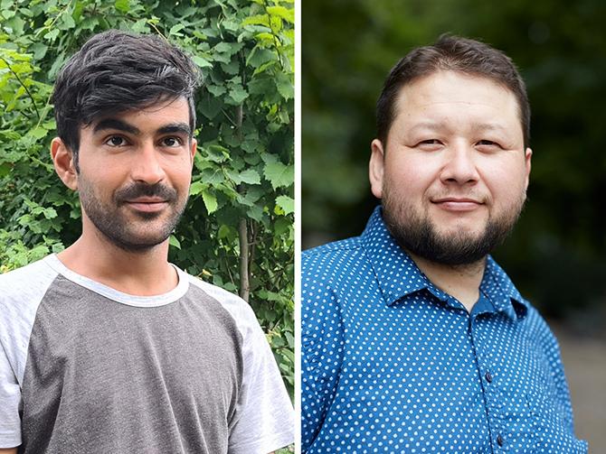 Weiter Schreiben mit Hussein Mohammadi und Jafar Sael | Literaturhaus Zürich